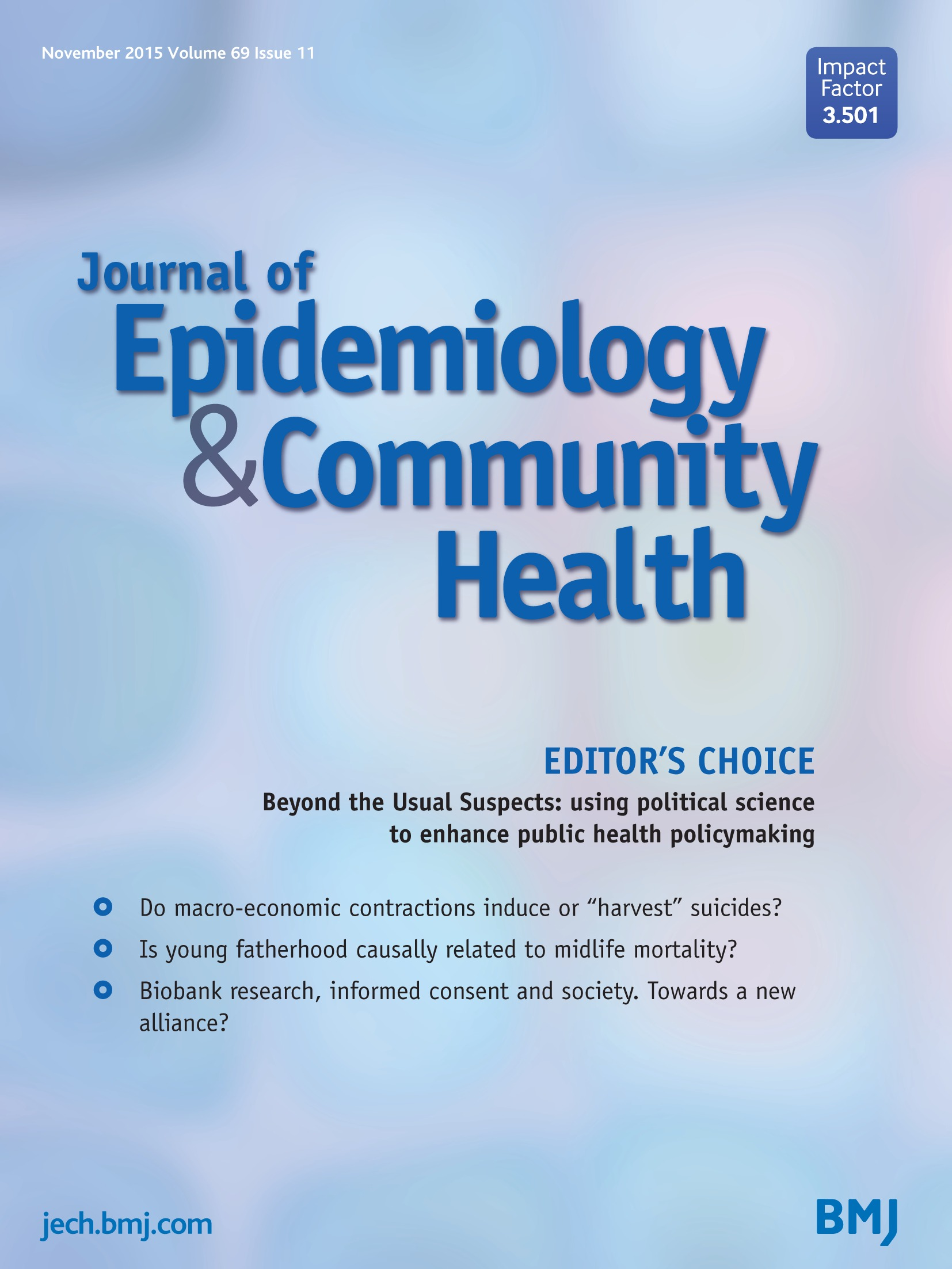 The influence of chronic health problems and work-related